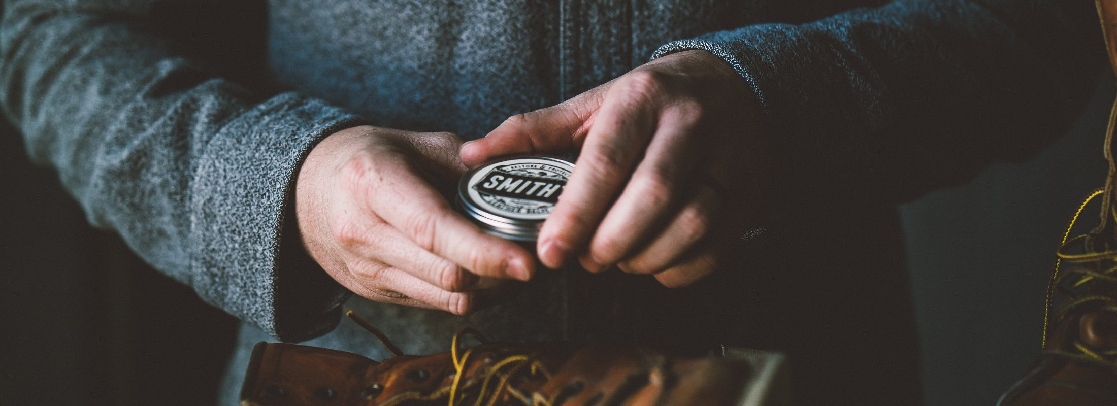 Smith's Leather Balm handmade balm