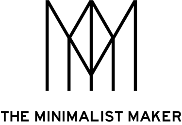 The Minimalist Maker logo