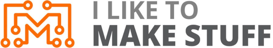 I Like To Make Stuff logo