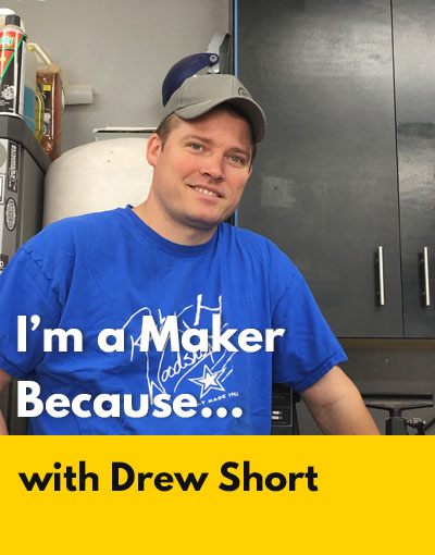 Drew Short maker interview