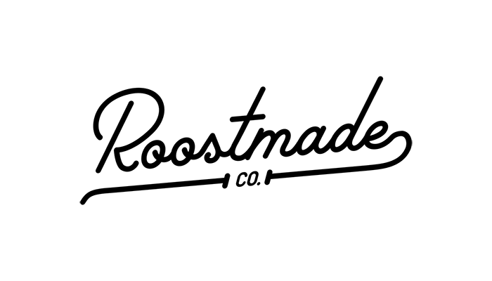 Roostmade Co. wood finishes logo