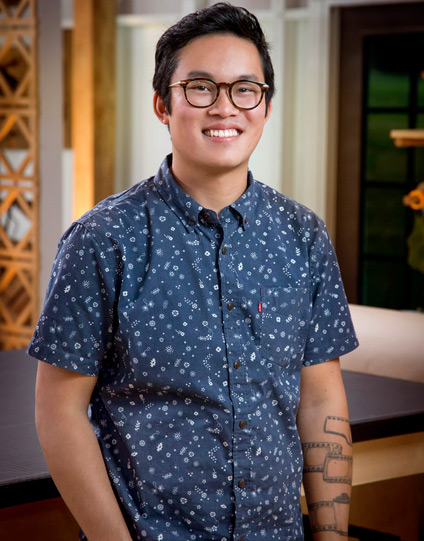 Interview with Making It contestant Khiem Nguyen