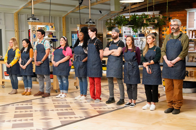 NBC's Making It Season 2 2019 contestants makers