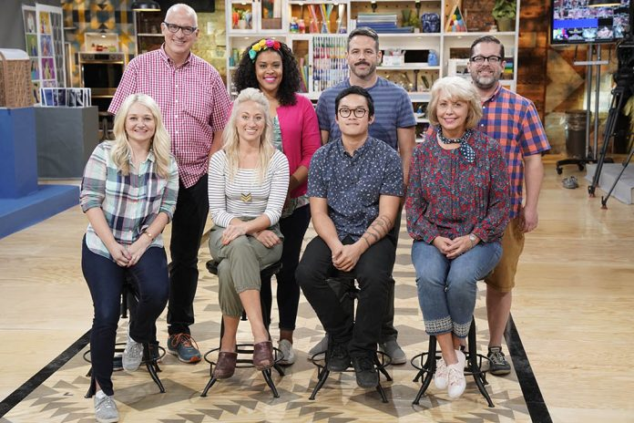 NBC's Making It Season 1 2018 contestants makers