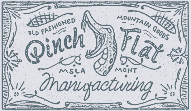 Pinch Flat mfg. logo