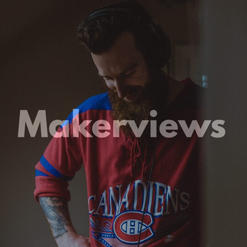 Makerviews x Jesse Daniel Smith bonus materials