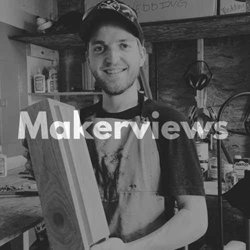 Makerviews podcast by Scott Mathson - Ep. 01